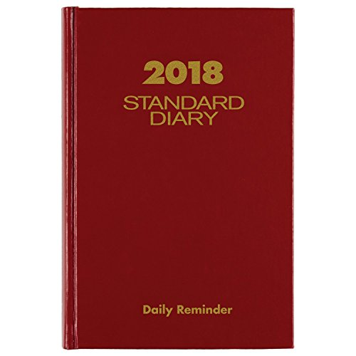 Brands Acco Planner (at-A-Glance Standard Diary, January 2018 - December 2018, 5-1/8