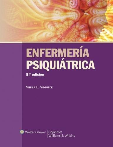 Enfermería psiquiátrica (Spanish Edition) by Brand: LWW