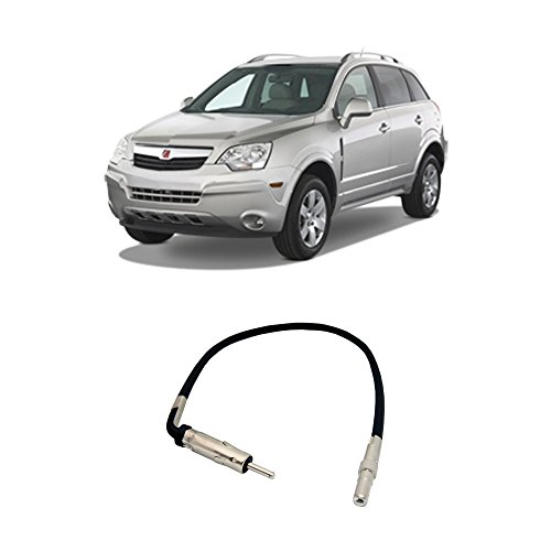 Saturn VUE 2006-2009 Factory Stereo to Aftermarket Radio Antenna Adapter (Saturn Vue 06 2006 Car)