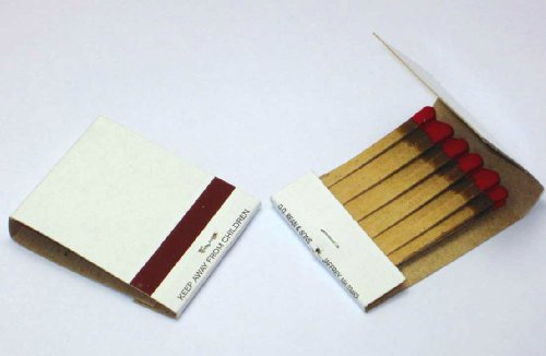 The 8 best matchbooks with matches