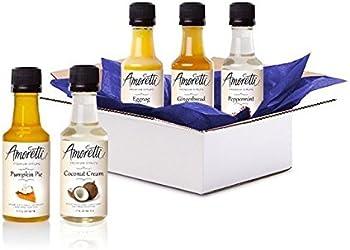 Amoretti Syrup Sample Box