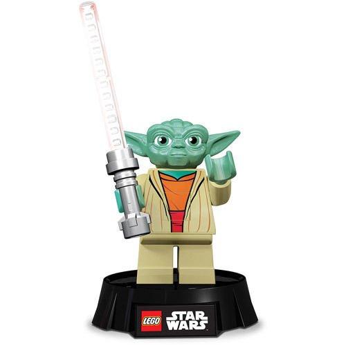 Lego Star Wars Yoda Led Desk Lamp Buy Online In Oman Lego