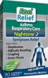 HOMEOLAB REAL RELIEF ASTHMA NIGHTTIME, 90 TABS