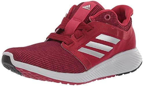 adidas adidas Women's Edge Lux 3 Running Shoe, BlackSilver MetallicBlack, 10 M US from Amazon | People