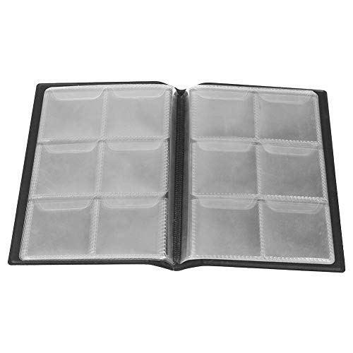 (Occitop 10 Pages 60 Pockets Album Silver Dollar Coins Collection Book Organizer)