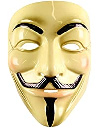 Guy Fawkes Anonymous V for Vendetta Mask