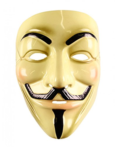 iHeartRaves Guy Fawkes Anonymous V Vendetta Mask