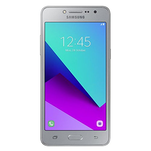 Samsung Galaxy J2 Prime 2016 Unlocked SM-G532M Duos 4G LTE US & Latin Bands (Silver) - International Version ()