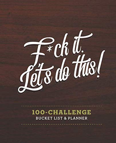 Bucket List For Couples • F*Ck It. Let