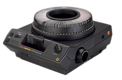 - Kodak BC4404 Carousel 4400 Projector