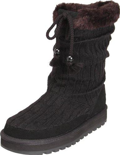 Skechers Women's Keepsakes Blur Winter Slouch Boot - Blac...