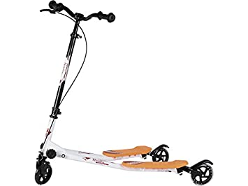 RIDE TRIKE Patinete Speeder Scooter 3 Ruedas: Amazon.es: Juguetes y juegos
