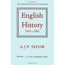 English History 1914-1945