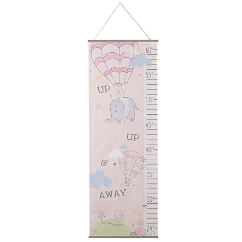 Elephant Hot Air Balloon Printed 14 X 40 Inch Paper Hanging Childs