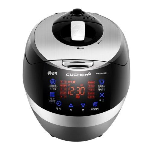 Cuchen Black Diamond IH Pressure Cooker & Warmer 10cup by Cuchen