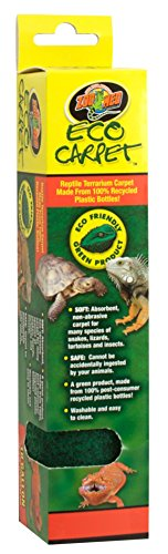 Zoo Med Eco Carpet 8'' x 16'' by Zoo Med