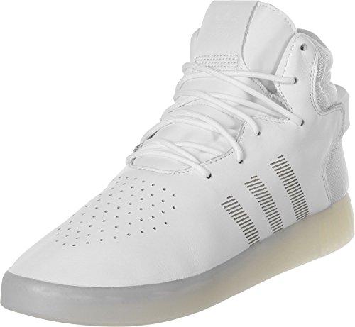 adidas Herren Schuhe / Sneaker Tubular Invader weiß 46