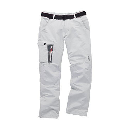 2017 Gill Race Trousers SILVER RS09 Waist Size - 32