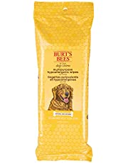 Burt's Bees for Dogs Multipurpose Wipes with Honey, 50 Wipes