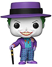Funko FU47709 POP Heroes: Batman 1989 The Joker Vinyl Figure