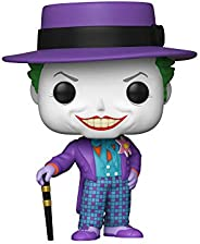 Funko Pop! Heroes:Batman 1989-Joker with Hat (Styles May Vary)
