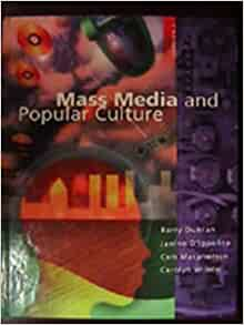 mass media and popular culture How mass media in america influences the pop culture.