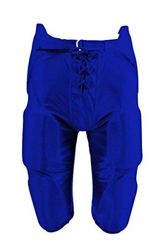 Pantalones de fútbol para jóvenes Martin, 3X, azul marino