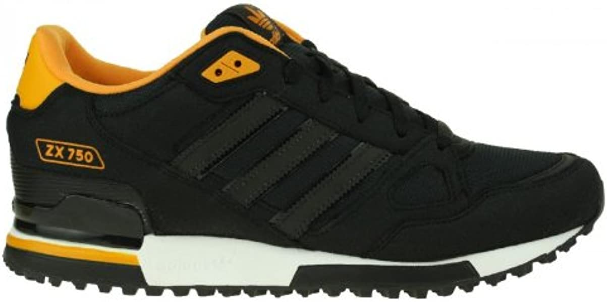 6e34ca273 Adidas ZX 750 Schuhe black-black-joyora - 44  Amazon.co.uk  Shoes   Bags