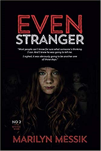 Book: Even Stranger (Strange Series Book 2) - A Roller-Coaster Of A Psi-Fi Thriller by Marilyn Messik