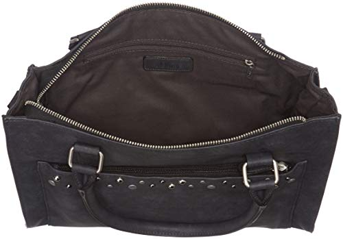 94 Mujer dark 39 Bolso Gris bags oliver 3865 Grey 808 S I1C6ax