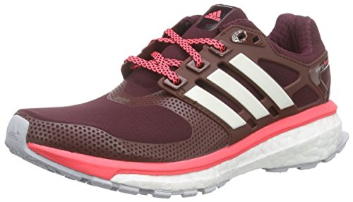 Flash de Chaussures adidas S15 Braun ATR 0 Red Maroon Course Boost Femme Marron 2 Chalk Energy White xSTgSqCw6n