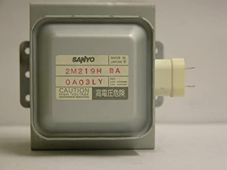 Amazon.com: Universal Microwave Magnetron Part Number: sanyo ...