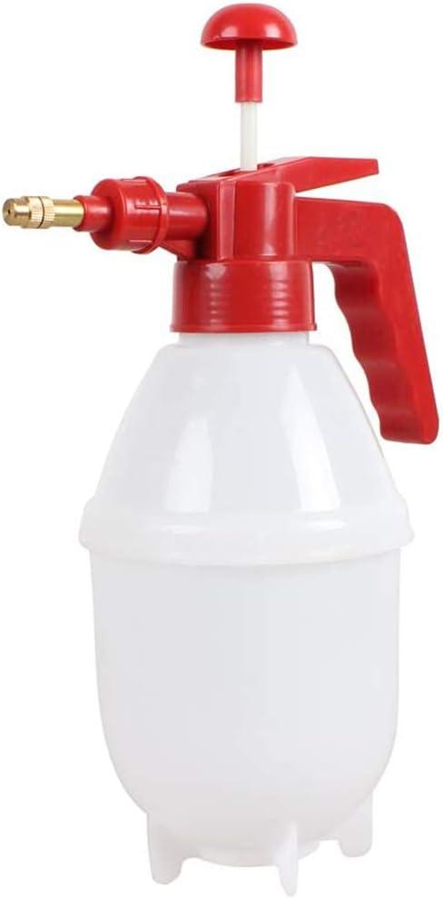 Air Pressure Sprayer Handheld Garden Sprayer,Pump,Agricultural Watering Can Trigger Disinfection for Garden Farming White 0.8l