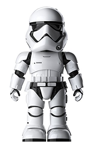Star Wars First Order Stormtrooper Robot With Companion App -