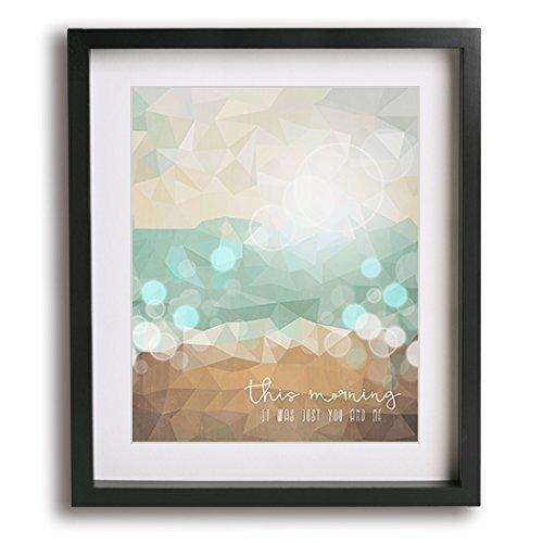 morning-beck-inspired-song-lyric-art-print