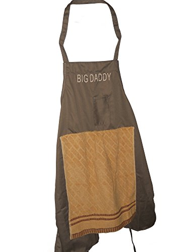 The Big Daddy Prank Apron - Perfect Gag Gift For Dad -
