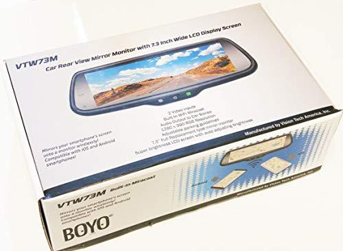 BOYO VTW73M 7.3