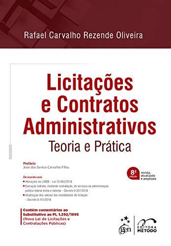 Licitações Contratos Administrativos Teoria Prática ebook