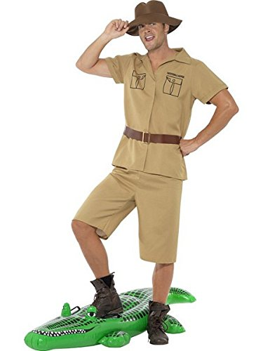 Smiffys Safari Man Costume