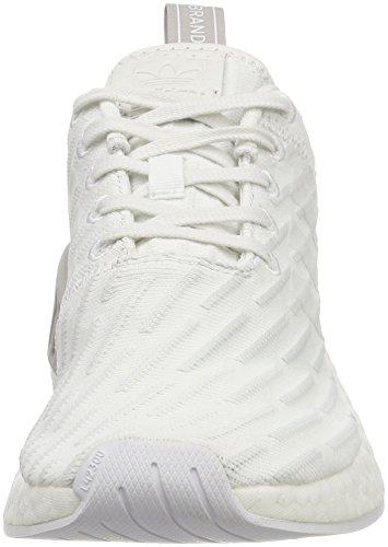 Adidas Nmd_r2 Stile Donna: By2245-dimensioni Wht: 5,5 M Ci Chiare Granito / Vintage Bianco / Bianco Corrente