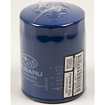 GENUINE SUBARU OIL FILTER -15208AA160/15208AA15A: Automotive
