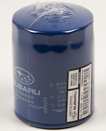 Amazon.com: GENUINE SUBARU OIL FILTER -15208AA160/15208AA15A: Automotive