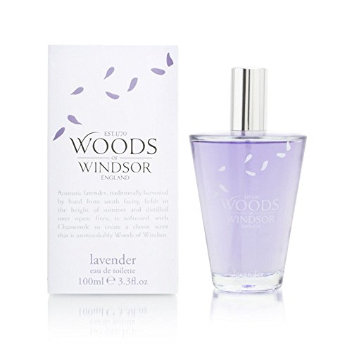 - Woods of Windsor Eau De Toilette Spray, Lavender, 3.3 Ounce