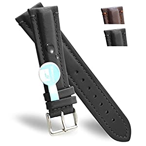 Waterproof Leather Watch Bands Straps