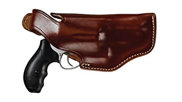 triple k carrylite sw j frame holster with 2 inch barrel walnut oil