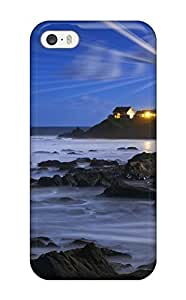 CagleRaymondy Fashion Protective Lighthouse Case Cover For Iphone 5/5s
