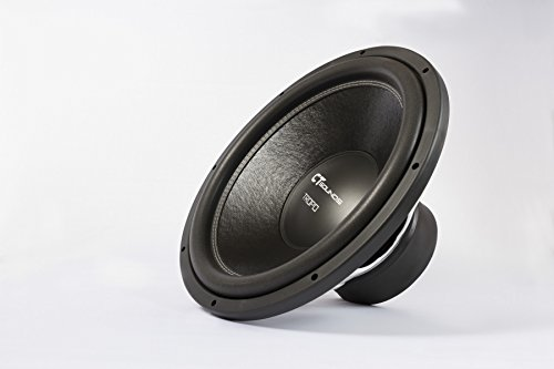 CT Sounds Tropo 15 Inch Car Subwoofer 450w RMS Dual 2 Ohm