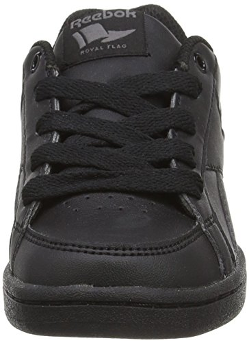 Reebok Royal Prime, Zapatillas Unisex Niños Negro (Black / Ash Grey)