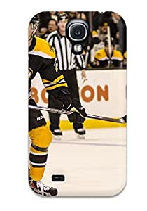 High-end Case Cover Protector For Galaxy S4(boston Bruins (22) )