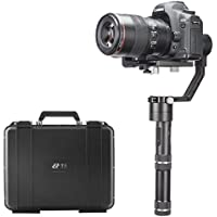 Zhiyun Crane V2 3-Axis Handheld Gimbal for DSLR & Mirrorless Cameras, CNC Aluminum Alloy Construction w/ 360° Brushless Motors, 1-Year Warranty